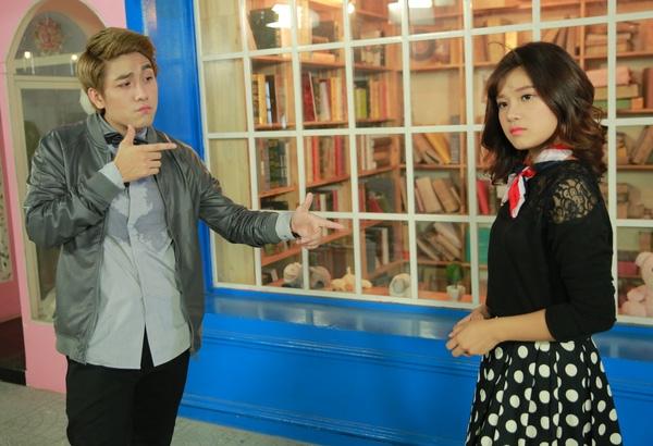 """Cặp đôi """"oan gia"""" Huy Nam - Hoàng Yến - Tin sao Viet - Tin tuc sao Viet - Scandal sao Viet - Tin tuc cua Sao - Tin cua Sao"""