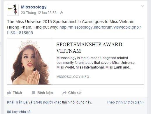 Bài viết của Missosology - Tin sao Viet - Tin tuc sao Viet - Scandal sao Viet - Tin tuc cua Sao - Tin cua Sao