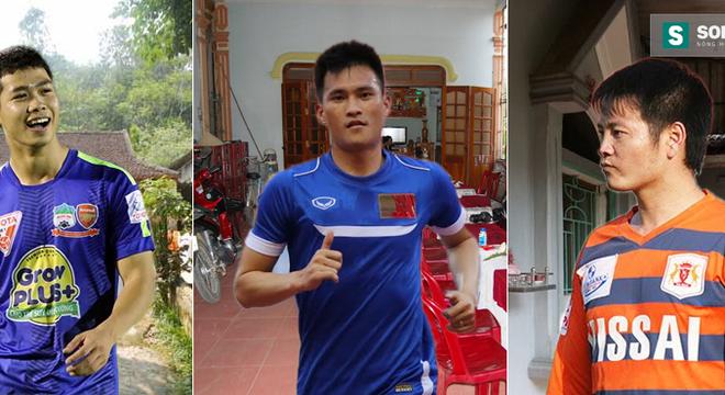 Cuộc sống ở quê đạm bạc khó tin của 3 siêu sao bóng đá Việt