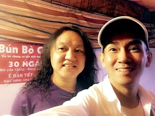 Minh Thuận - Nhật Hào (trái) sau nhiều năm gặp lại - Tin sao Viet - Tin tuc sao Viet - Scandal sao Viet - Tin tuc cua Sao - Tin cua Sao