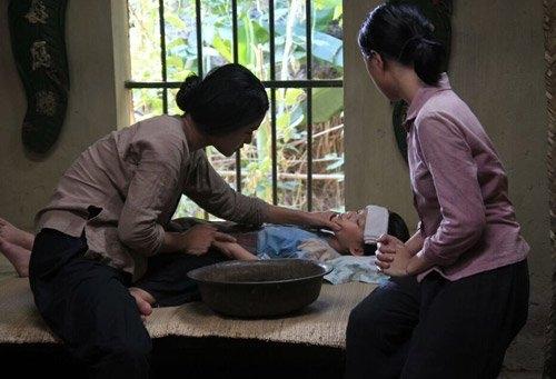 Ngắm người phụ nữ khổ nhất màn ảnh Việt 2015