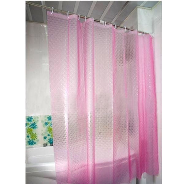 Hạn chế việckéo rèm che phòng tắm. (Ảnh: Internet)