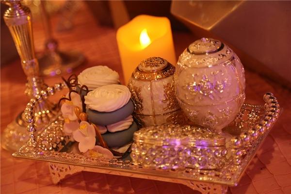 Cận cảnh không gian tiệc cưới ấm cúng, sang trọng của á hậu Diễm Trang - Tin sao Viet - Tin tuc sao Viet - Scandal sao Viet - Tin tuc cua Sao - Tin cua Sao