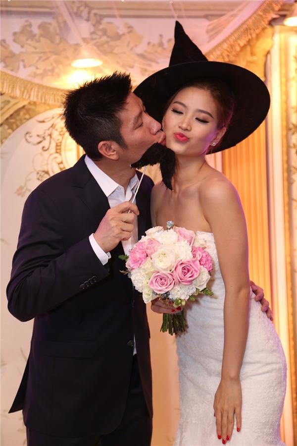 Khoảnh khắc nhí nhảnh của hai vợ chồng Xuân Du - Diễm Trang - Tin sao Viet - Tin tuc sao Viet - Scandal sao Viet - Tin tuc cua Sao - Tin cua Sao
