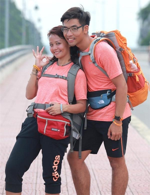 Cả hai chính thức công khai tình yêu qua chương trình Cuộc đua kì thú - Tin sao Viet - Tin tuc sao Viet - Scandal sao Viet - Tin tuc cua Sao - Tin cua Sao