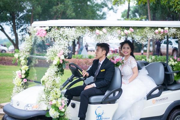 Ca nương Kiều Anh hôn chồng say đắm trong đám cưới ngôn tình - Tin sao Viet - Tin tuc sao Viet - Scandal sao Viet - Tin tuc cua Sao - Tin cua Sao
