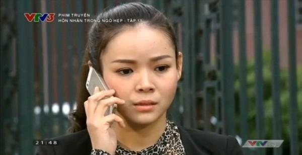 Vai diễn của Diễm Hương phản diện nhưng khá thú vị. Ảnh: Chụp màn hình - Tin sao Viet - Tin tuc sao Viet - Scandal sao Viet - Tin tuc cua Sao - Tin cua Sao