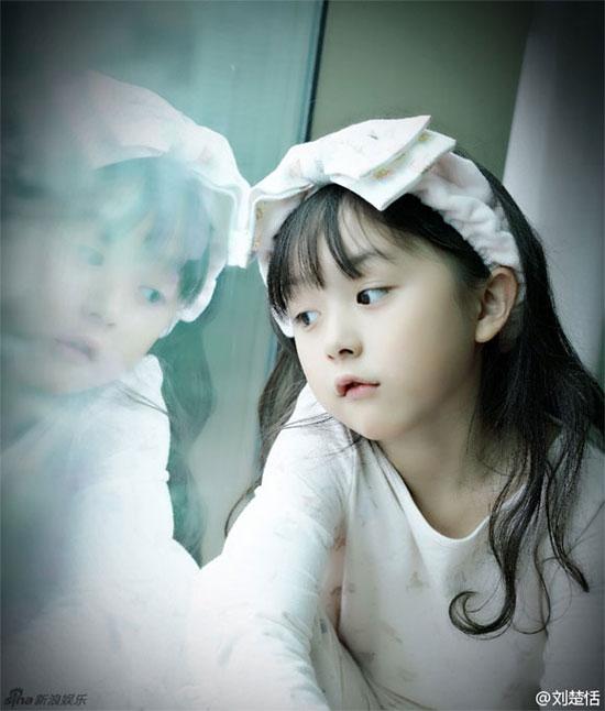 Liêu xiêu với vẻ đẹp thiên thần của công chúa Mị Nguyệt
