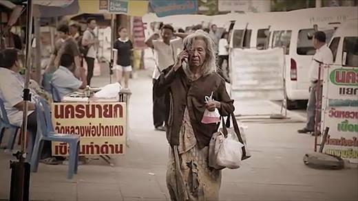 Đoạn phim ngắn Thái Lan về mẹ lấy nước mắt triệu người