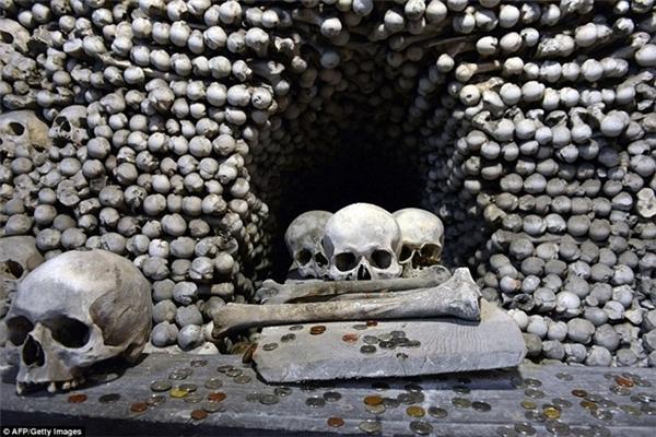 Đây đa số là hài cốt của những người là nạn nhân của nạn dịch hạch hoành hành tạiđất nước nàyvào năm 1318. (Ảnh: Internet)