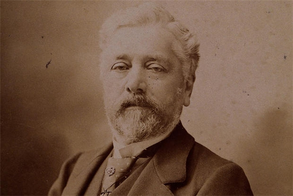 Ông Gustave Eiffel