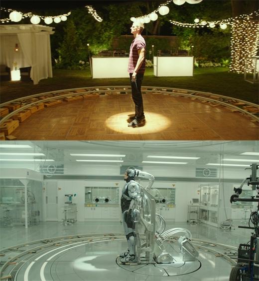 RoboCop: Joel Kinnaman chỉ cần đứng đó và đẹp trai là đủ, phần còn lại để người khác lo. (Ảnh: Bright Side)