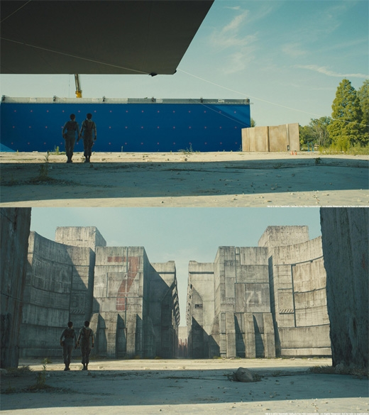 The Maze Runner. (Ảnh: Bright Side)