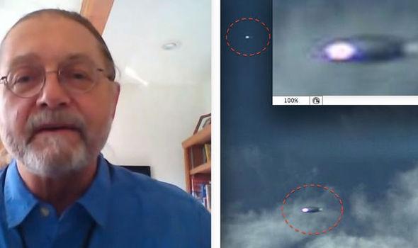 Bác sĩ O' Connor và bức ảnh chụp UFO rõ ràng nhất từ trước đến nay