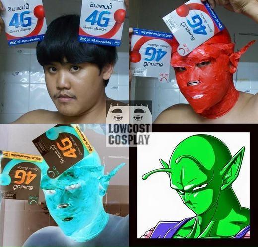 Thêm phiên bản Piccolo siêu sáng tạo. (Ảnh: Internet)