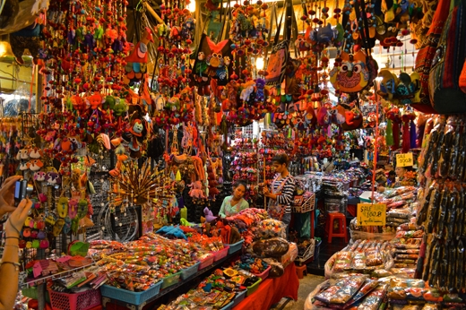 Thích thú với những thiên đường mua sắm ở châu Á