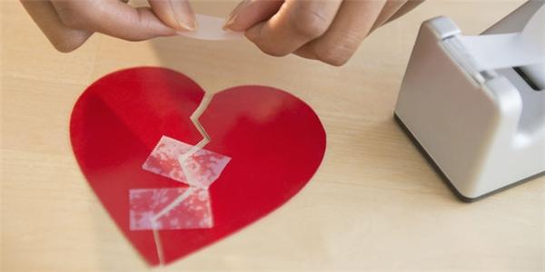 """""""Trái tim tan vỡ"""" không thể được hàn gắn theo đúng nghĩa đen."""