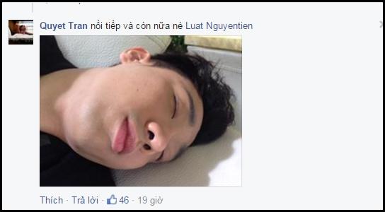 Phì cười với hàng loạt hình ảnh dáng ngủcực ngố của Trấn Thành - Tin sao Viet - Tin tuc sao Viet - Scandal sao Viet - Tin tuc cua Sao - Tin cua Sao