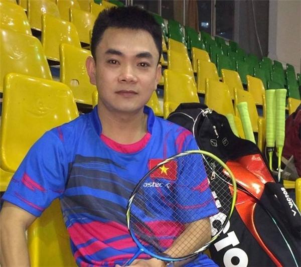 Chân dung anh Đào Bình được cộng đồng mạng ngưỡng mộ.