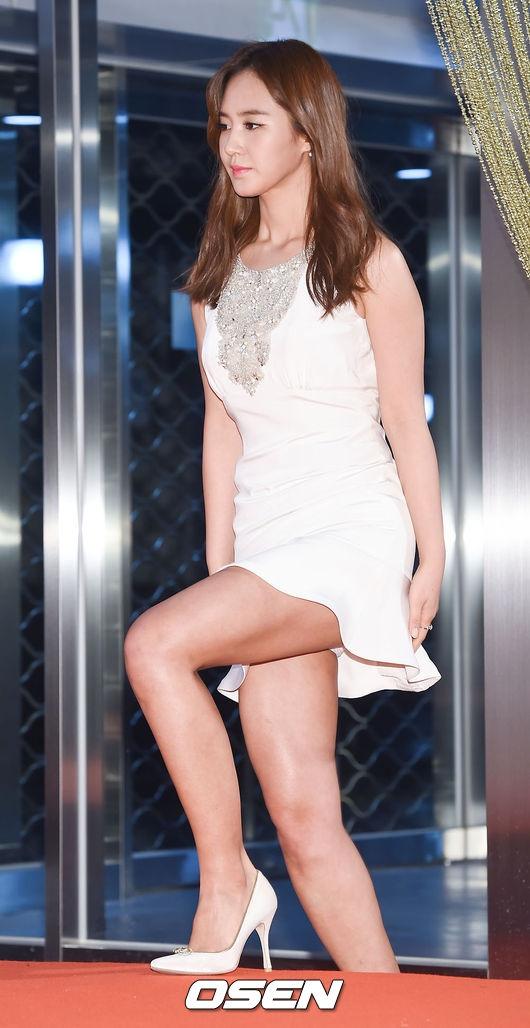SNSD xinh như tiên đổ bộ thảm đỏ KBS Gayo Daejun