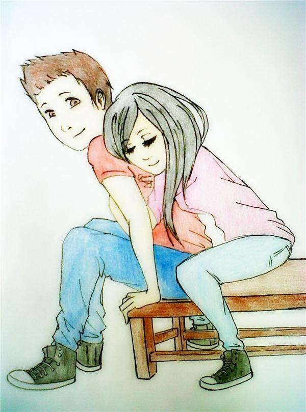May mắn là đã tìm được người để dành trọn sự yêu thương. (Ảnh: Internet)