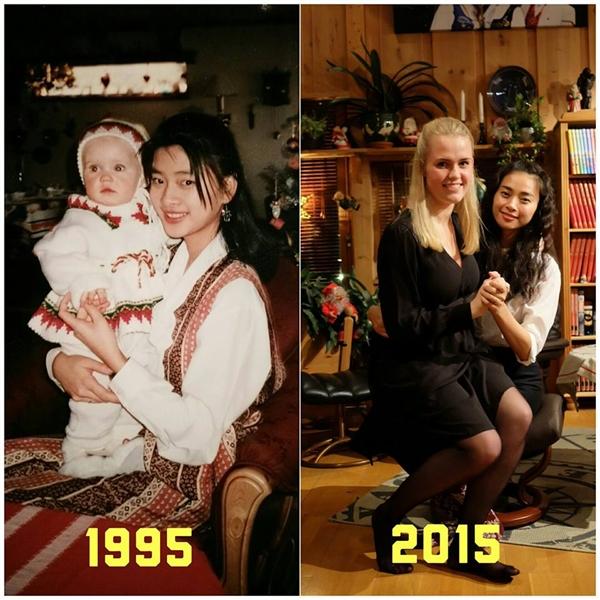 Gương mặt hầu như không có sự thay đổi sau 20 năm của Ngô Thanh Vân, có chăng sự khác biệt chỉ là người đẹp ngày càng xinh đẹp, mặn mà hơn. - Tin sao Viet - Tin tuc sao Viet - Scandal sao Viet - Tin tuc cua Sao - Tin cua Sao