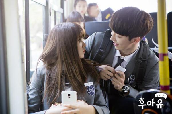 Han Yi Ahn và Eun Bi