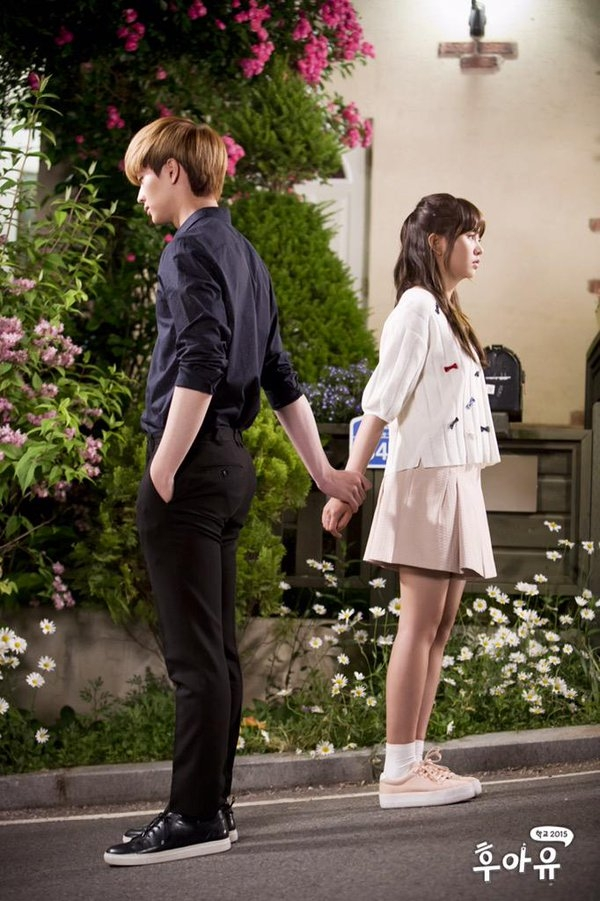 Tae Kwang và Eun Bi