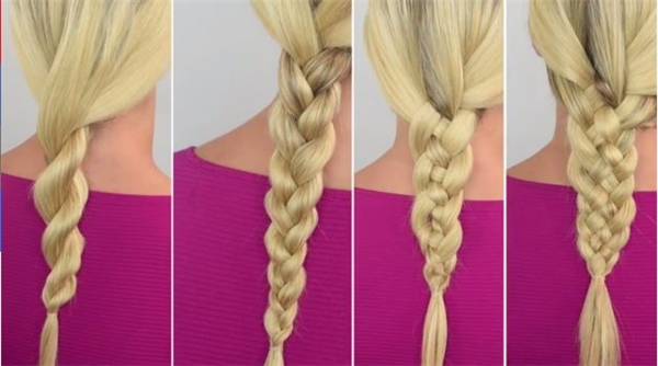Trên đây là 4 kiểu thắt bím tóc từ đơn giản đến phức tạp. Đây sẽ là những gợi ý tuyệt vời cho các cô nàng tập tành làm điệu với tóc.