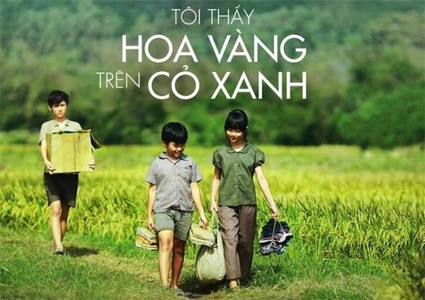 """Bộ phim """"Tôi thấy hoa vàng trên cỏ xanh"""" của Victor Vũ được đánh giá cao trong năm 2015. - Tin sao Viet - Tin tuc sao Viet - Scandal sao Viet - Tin tuc cua Sao - Tin cua Sao"""