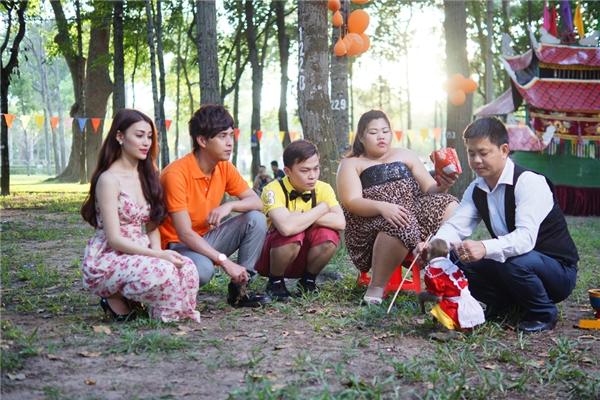 """Hồ Quang Hiếu sẽ diễn cặp cùng một """"nàng béo"""" khá đáng yêu trong dự án lần này. - Tin sao Viet - Tin tuc sao Viet - Scandal sao Viet - Tin tuc cua Sao - Tin cua Sao"""