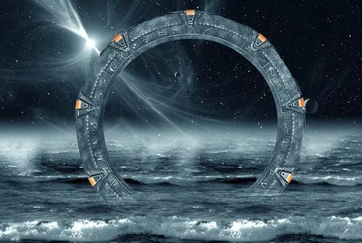 """""""Cánh cổng vũ trụ"""" từng tồn tại? (Ảnh: Internet)"""