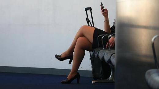 Làm tiếp viên hàng không là chấp nhận sống cuộc sống của người khác và nếm trải cô đơn với cuộc sống của chính mình. (Ảnh: Internet)