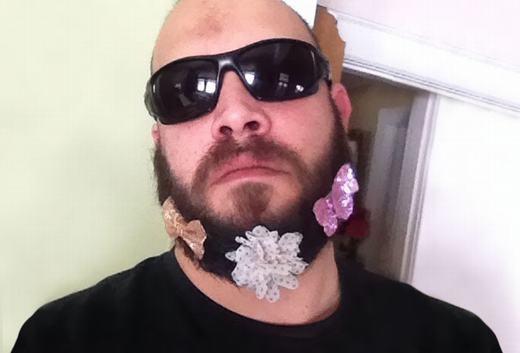 Bộ râu nữ tính nhất thế giới là đây?(Ảnh: Boredpanda)