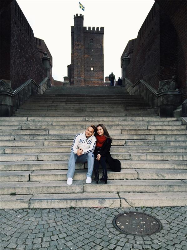 Về chuyến lưu diễn lần này tại Châu Âu, Mi-A chia sẻ, cô rất hạnh phúc khi nhận được sự ủng hộ nhiệt tình từ phía khán giả. - Tin sao Viet - Tin tuc sao Viet - Scandal sao Viet - Tin tuc cua Sao - Tin cua Sao