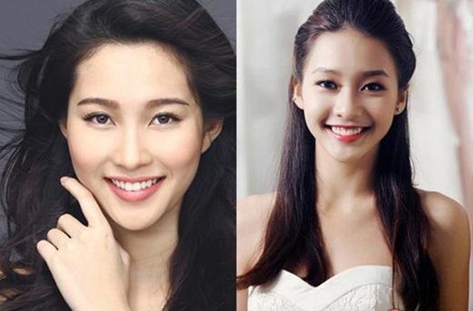 Những góc ảnh giống hệt chị em của các mĩ nhân Việt - Tin sao Viet - Tin tuc sao Viet - Scandal sao Viet - Tin tuc cua Sao - Tin cua Sao
