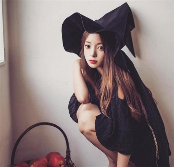 Nhan sắc của Park Ji Huyn từng được so sánh với diễn viên, ca sĩ Go Hara -thành viên chủ chốt của nhóm nhạc đình đám Kara. (Ảnh: Internet)