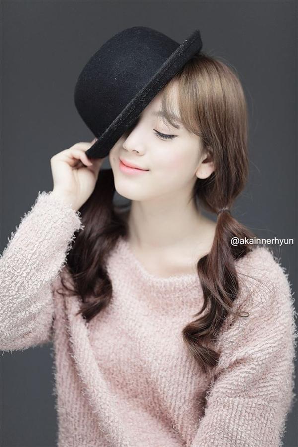 Những bức ảnh thu hút nhiều lượt yêu thích của Park Ji Huyun trên mạng xã hội. (Ảnh: Internet)