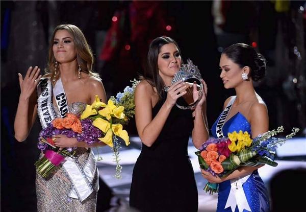 Tân HHHV không có mặt trong danh sách mĩ nhân đẹp nhất Philippines