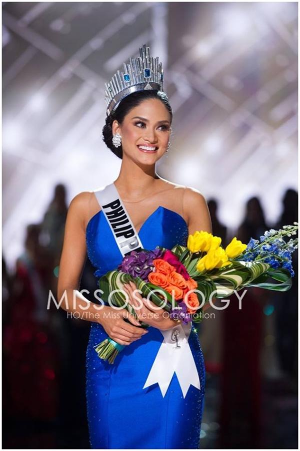 Tân Hoa hậu Hoàn vũ chỉ đứng khiêm tốn ở vị trí thứ 21. Tại quê nhà, Pia đang là một diễn viên, ca sĩ, người mẫu nổi tiếng. Và danh hiệu Hoa hậu Hoàn vũ 2015 đã giúp cuộc đời của cô gái này được nâng lên một tầm cao mới.