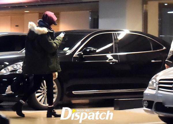 Fan bấn loạn với loạt ảnh Junsu (JYJ) và Hani (EXID) hẹn hò