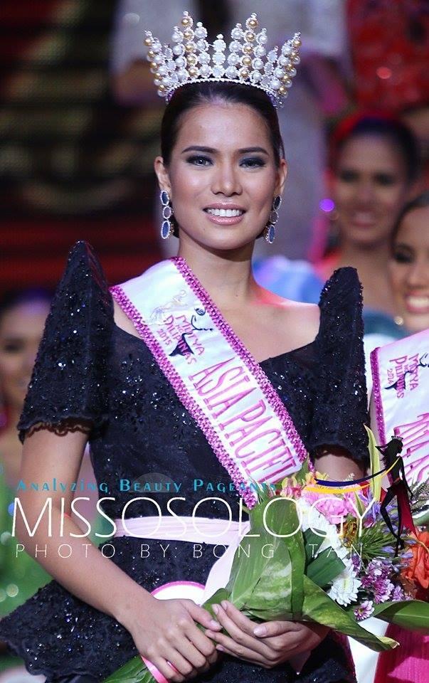 Philippines xứng danh cường quốc hoa hậu năm 2015