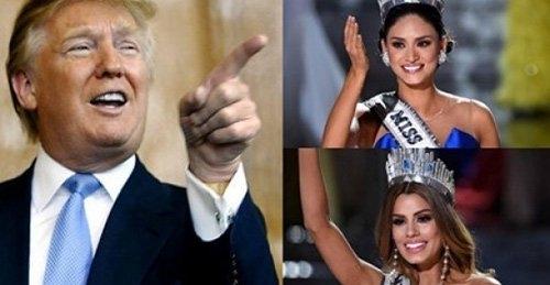 Ariadna Gutierrez ủng hộ ý kiến trao 2 vương miện của Donald Trump