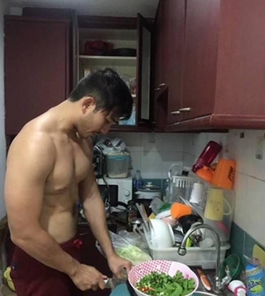 Anh chồng trong mơ này không ngần ngại giúp vợ làm tất cả những công việc trong nhà. (Ảnh: Internet)