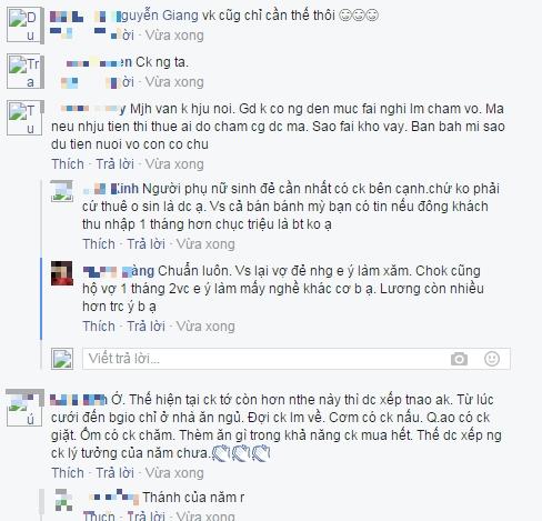 Những bình luận của cộng đồng mạng.