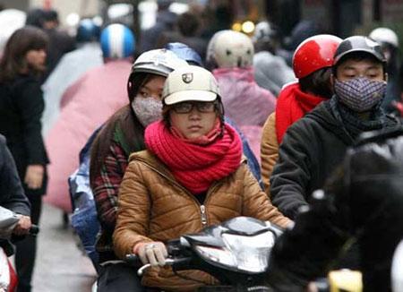 Miền Bắc sẽ tiếp tục chịu ảnh hưởng của không khí lạnh vào những ngày tới. Ảnh: Internet