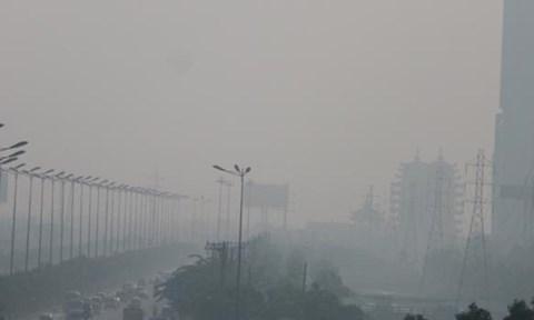 Hiện tượng mù khô có thể xuất hiện vào những ngày tới tại Nam Bộ. Ảnh: Internet
