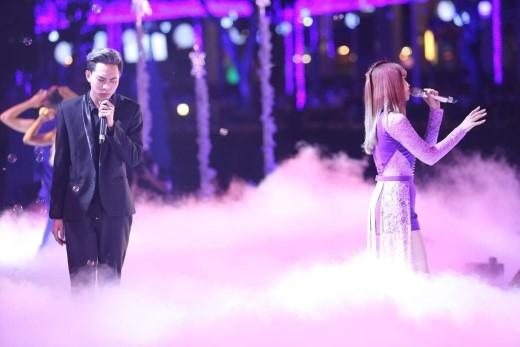 """Sự kết hợp ăn ý giữa Khởi My và Rapper Vi Dương khiến các fan """"điêu đứng"""".  - Tin sao Viet - Tin tuc sao Viet - Scandal sao Viet - Tin tuc cua Sao - Tin cua Sao"""
