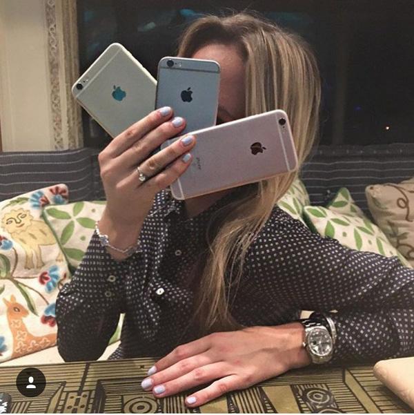 """""""Có mấy cái Iphone thôi ấy mà...""""."""
