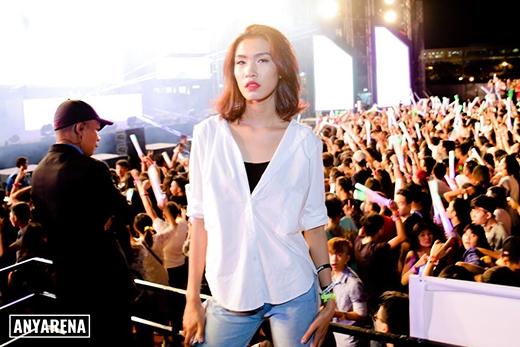 Nguyễn Oanh – Quán quân Vietnam's Next Top Model 2014.